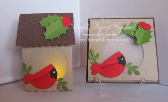 Cardinal Luminary & Card