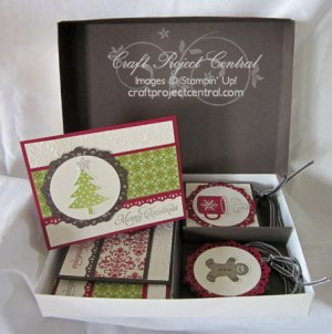 Scentational Season Boxed Cards & Tags
