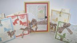 Card Gift Box Set