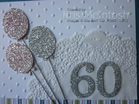 A 60th Birthday Card
