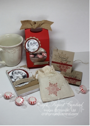 Getting Ready for Santa Gift Set