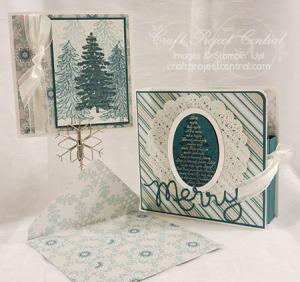 Winter Frost Portfolio & Cards