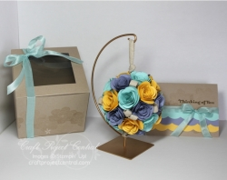Spring Flower Ball Gift Set