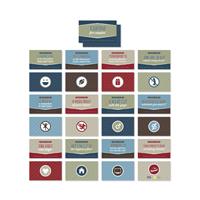 RGB 2011 Rebrand Pack#444AF2