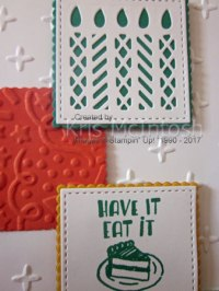 Birthday card | Stamping with Kris | Page 23